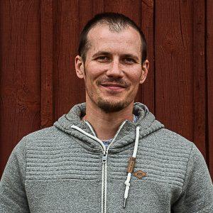 Toimitusjohtaja Petri Aula. Kuva: Upe Nykänen